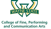 WSU College of Fine, Performing and Communication Arts Logo