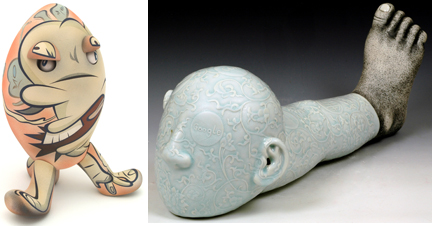 Breaking the Mold:  Contemporary Japanese and Chinese Ceramic Sculpture