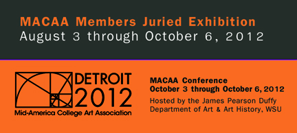 MACAA Members Juried Exhibition