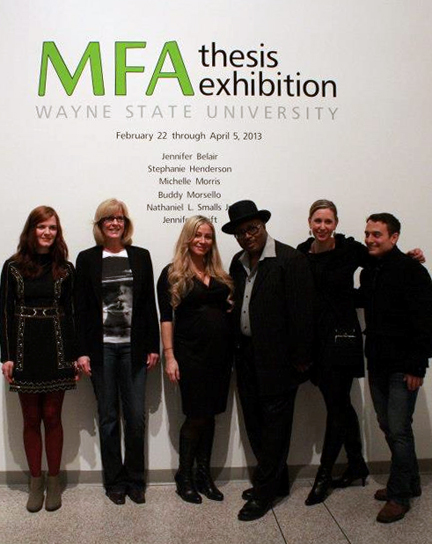 MFA Thesis Exhibition