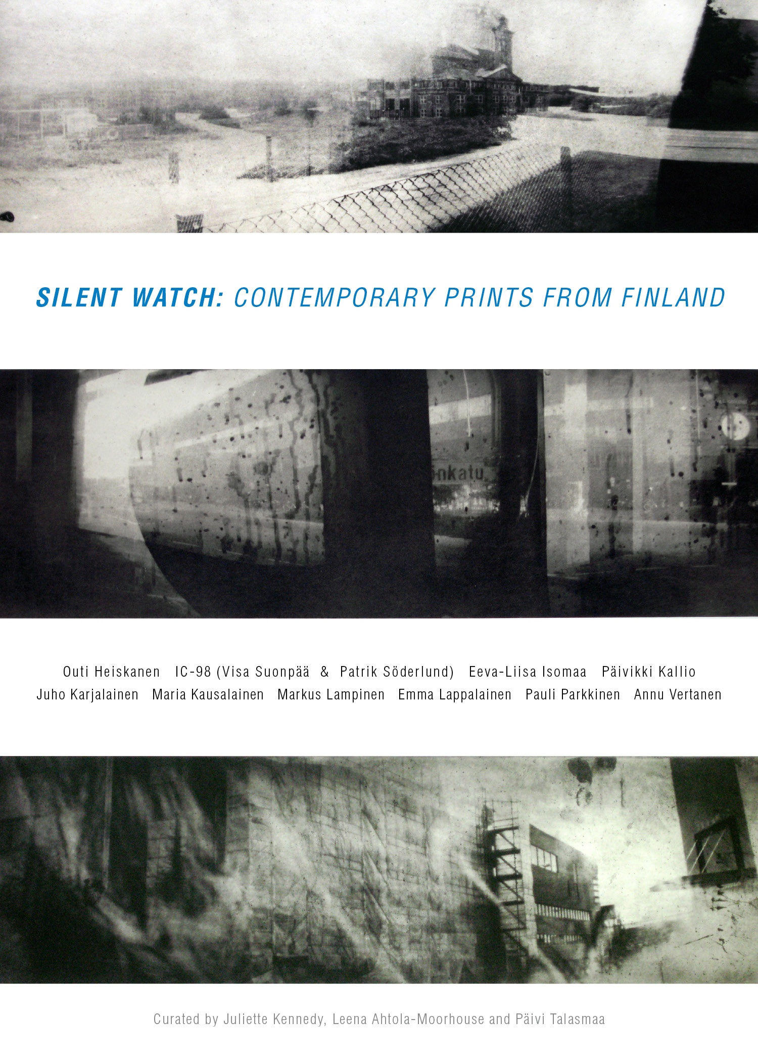 Silent Watch:  Contemporary Prints from Finland