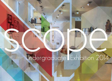 Art department past exhibitions scope undergraduate exhibition 2014